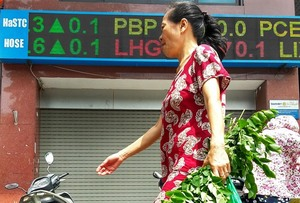 Shares decline for a second day