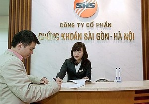 Sai Gon-Ha Noi Securities and SHB Securities officially merged
