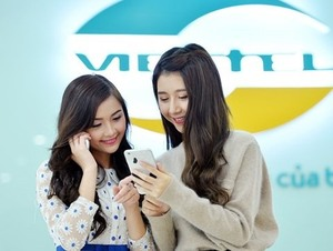 Viettel increases data flow