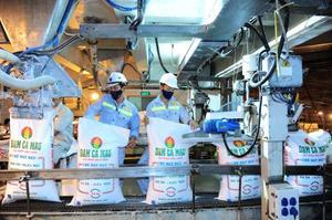PVCFC's output hits 5m tonnes of urea