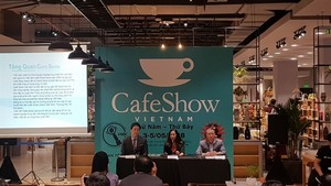 International cafe show opens in HCM City