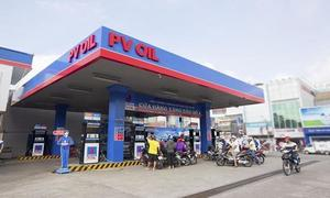 Customers can use QR code to buy petrol