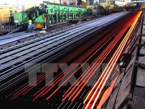 Strong growth for steel production