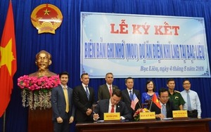 $4 billion power plant to be built in Bac Lieu