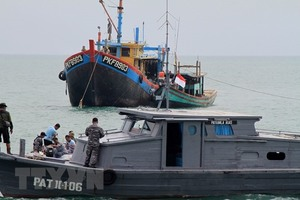 Zero cases of illegal fishing since 2018 beginning