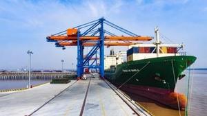 Nam Dinh Vu deep-water port begins operations