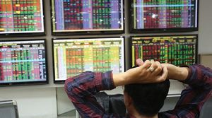 Vietnamese stocks rise amidst investor uncertainty