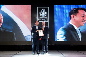 SonKim Land wins in 3 categories at Asia Pacific Property Awards