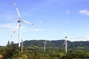 Quang Tri green-lights two wind, solar projects