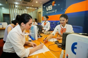 VIB launches premium World MasterCard credit card