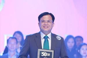 VPBank among top 50 Vietnamese firms