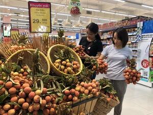Saigon Co.op to buy 400-600 tonnes of Luc Ngan, Thanh Ha lychees