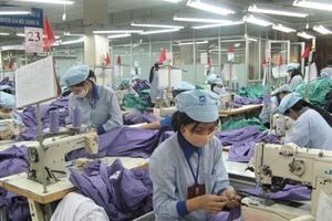 Textile, garment export markets grow