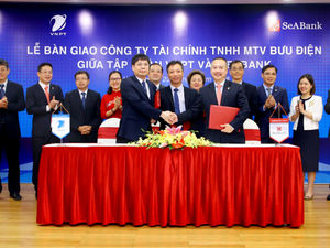 VNPT transfers finance arm to SeABank