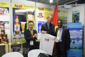 Trade fair in South Africa introduces Vietnamese goods