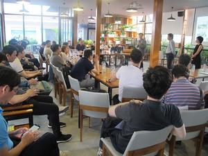 City seeks closer ties between VN, foreign startups