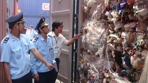 General Department of Customs tightens scrap imports