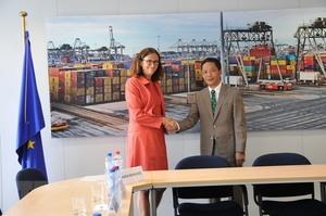 Legal review for Việt Nam-EU FTA concludes