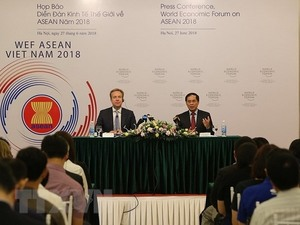 WEF ASEAN 2018 to discuss business and digital era