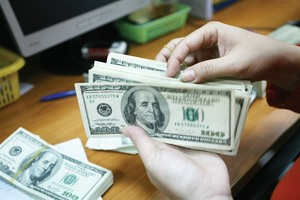 Volatility returns to foreign exchange rates
