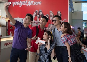 Vietjet offers 400,000 discounted tickets for international flights