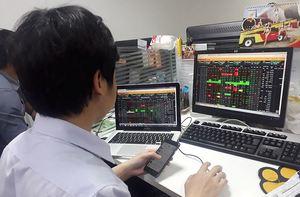 Stock exchanges slump amid correction