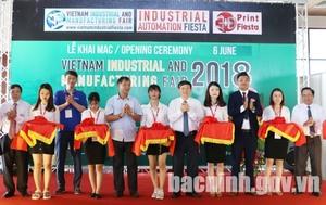 VIMF 2018 opens in Bac Ninh