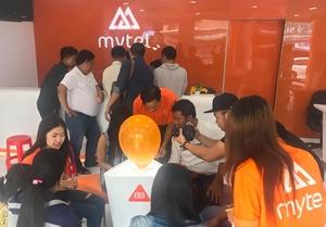 Viettel links Myanmar with fast 4G