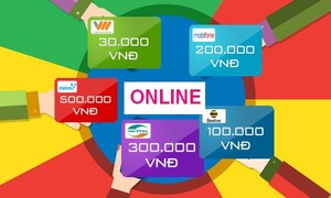 MobiFone, VTC eye scratch card payments for services