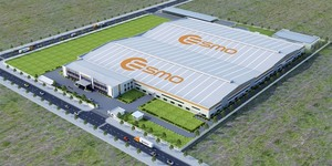ESMO starts construction of the first wiring harness facility in Viet Nam