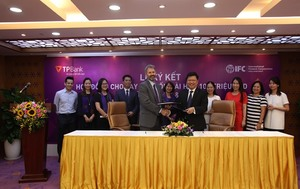 IFC arranges $100m loan for TPBank to promote digital financial services to MSMEs