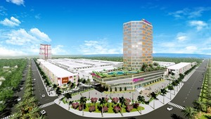 Central city to develop new urban project
