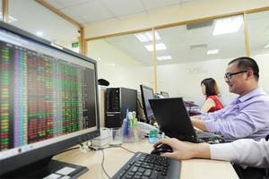 VN stocks advance on positive market sentiment