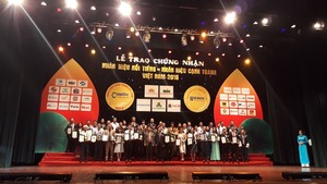 Vietnam Airlines listed among top brands