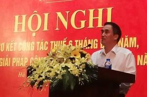 Finance head urges taxmen to settle arrears