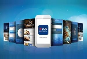 UOB Viet Nam launch new app