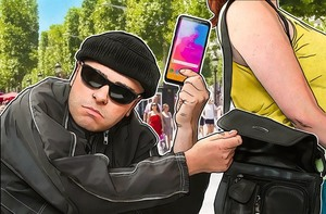 Mobiles without password protection highly susceptible to theft of data