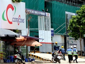 Construction company's revenue up 34 per cent