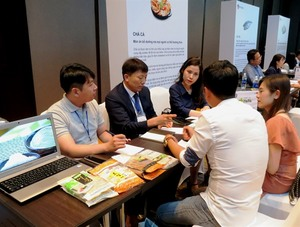 Korea seafood firms eye VN partners