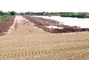 'Soil bank' established in south
