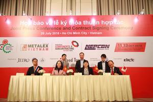 HCM City develops support industries