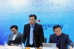 Viet Nam to host Asia-Pacific Robot Contest 2018
