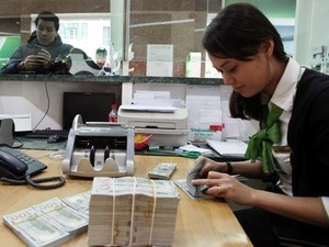 Exchange rate cools down in some banks