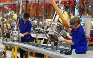 Industrial production up 10.5% in six months