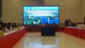 Binh Duong hears foreign investors' complaints