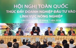 VN should become one of world's top 15 farming nations