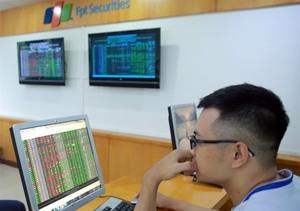 Shares rise in HCMC, fall in HN