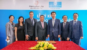 Hanwha Life to expand distribution system