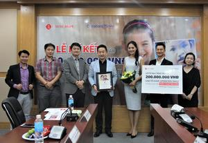 LOTTE Mart sponsors Operation Smile reconstructive surgery for kids