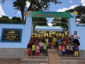 Cargill charity raises over VND6 billion